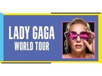 Lady Gaga Face Value Birmingham Tickets!