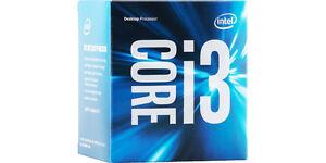 Lot de pièces a vendre i5 i3 ddr4 motherboard z270