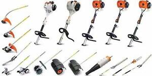 NEW STIHL KOMBI SYSTEM Starting at $354.90 LOTS of Different Attachments Available! Pole Saw Hedgetrimmer Leaf Blower