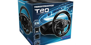 Thrustmaster T80 Racing Wheel PS4/PS3 - BRAND NEW with RECEIPT