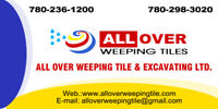 PROFESSINALLY WEEPING TILE & EXCAVATION