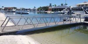 Pontoon & Gangway Paradise Point Gold Coast North Preview