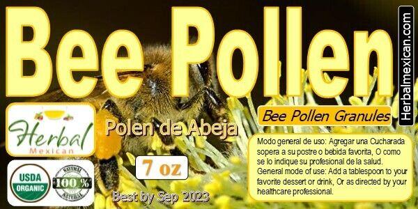 Polen de Abeja, Bee pollen, Bee pollen Granules, Natural Bee pollen, Pure Pollen 4
