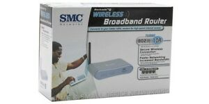 SMC G Wirless Broadband Router