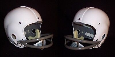 TEXAS LONGHORNS 1962-1966 Vintage Riddell RK Suspension Football Helmet
