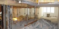 Renovation & demolition / WE DO IT ALL/ anywhere