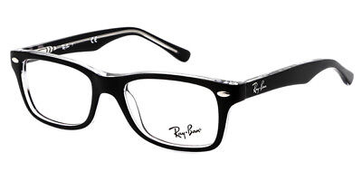 Glasses Vista Ray-Ban Junior Ry1531 3529 Top Black on (Junior Ray Bans On Adults)
