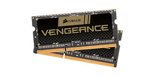 Corsair Vengeance ddr3 laptop ram.