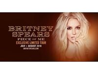 Britney Spears 'Piece of me'