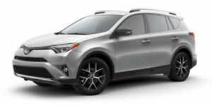 Toyota Rav 4 LE 2018 with 1 000$ cash incentive