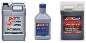 AMSOIL Synthetic Lubricants Kingston Kingston Area image 2