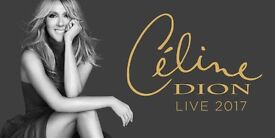 Celine Dion tickets o2 arena 20th June- excellent seats block 404
