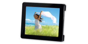 "SHOGO 8"" touch screen, WiFi, digital picture frame"