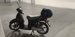 Scarabeo 50cc scooter 2 stroke engine 1,350 OBO