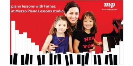 PRIVATE PIANO LESSON IN ANNANDALE ($40 half hour| $70 hour)