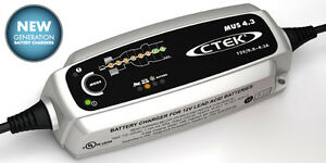 Ctek Multi US 4.3 Battery Charger