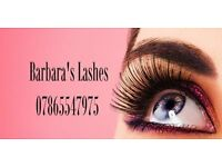 EYELASHES EXTENSIONS 1:1 - 2D ,GEL NAILS EXTENSION & SHELLAC ....