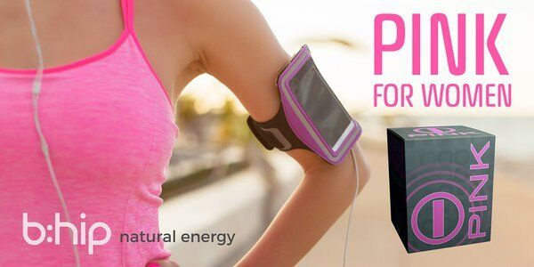 PINK for WOMEN by BHIP GLOBAL Natural Energy & Fitness with Dietary Supplements 3