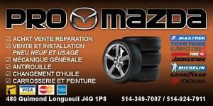 Installation pneus, reparation et entretien OUVERT 7 JOURS