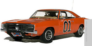 GENERAL LEE CUSTOM MODEL CARS