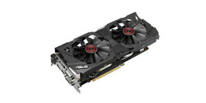 ASUS GeForce GTX 970 Strix OC 1253MHZ 4GB 7.0GHZ GDDR5