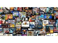 WANTED video games & consoles N64 NES WII DS 3DS SEGA MASTER MEGADRIVE XBOX ONE PS1 PS4 PSP VITA