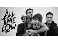 Free ticket for All Time Low @ Brixton o2 Academy Friday 31st March