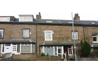 *** 4BED THROUGH TERRACE BD3 0LT***84 CLIFFE ROAD