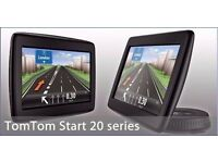 TOMTOM START 20 BRAND NEW SEALED WITH WARRANTY AND RECEIPT