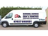 URGENT MAN & VAN HIRE HOUSE REMOVAL SHIFTING, MOVER RUBBISH JUNK CLEARANCE, DELIVERY MOVING
