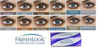 FRESHLOOK COLORBLENDS CONTACTS (True Sapphire)