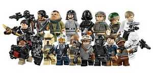Looking to Purchase LEGO Minifigures from Sets Only