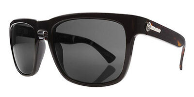 Electric Visual Knoxville Black Tortoise / Grey Sunglasses
