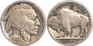 1916 Buffalo nickel