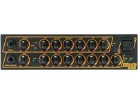 MarkBass Little Mark LMK- Dual - 2 Channel Bass Guitar Amplifier Head Amp