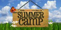 Kids French Circles Summer Camp