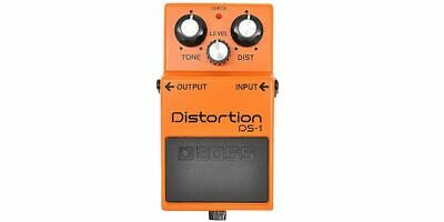 Boss Roland Japan Guitar Effect Pedal Distortion DS-1 Effector