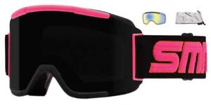Smith SQUAD Goggles Hot Pink