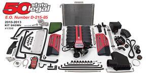 Edelbrock Supercharger Kit Camaro 2016 Manual Trans 580rwhp