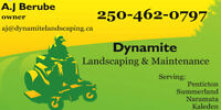 Spring Clean Up! Licensed & Insured