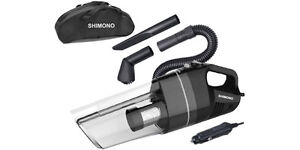 Cyclone Car Vacuum with accessories (Brand New with warranty)