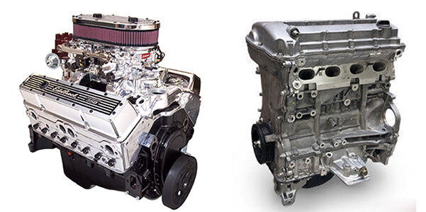 Crate Engines vs. Refurbished Engines