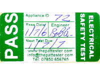 PAT Testing PAT Tester South Wales City and Guilds Qualified CRB Checked Fully Insured