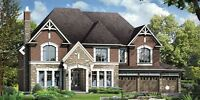 Luxurious New Detached Homes for Sale in North East Brampton