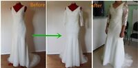 ADDING STRAPS/CAP SLEEVES By Fang***Calgary,403-456-0780