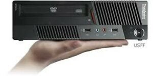 Lenovo Ultra Small Intel Core i5 Quad Core PC