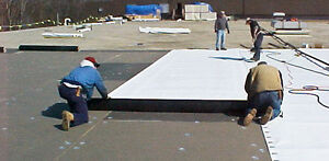 Experienced TPO / PVC flat roofer required London Ontario image 5