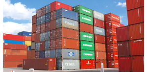Looking to Buy 100+ Monthly Shipping Containers EX - Winnipeg,MB