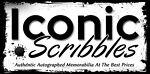 Iconic Scribbles Memorabiliia