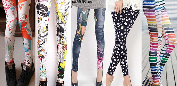Your Guide to Get Fabulous Funky Leggings